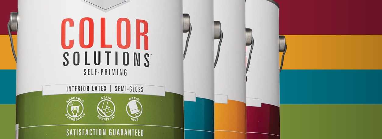 More about Color Solutions paint at Hunts