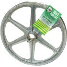 Dial 10 In. x 1 In. Blower Pulley with Keyway Image 1