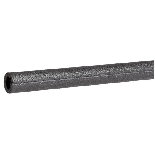 Tundra 1/2 In. Wall Self-Sealing Polyethylene Pipe Insulation Wrap, 3/4 In. x 6 Ft. Fits Pipe Size 3/4 In. Copper / 1/2 In. Iron