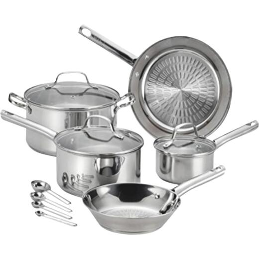 T-Fal Performa Stainless Steel Cookware Set (12-Piece)
