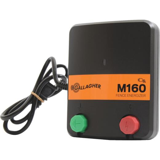 Gallagher M160 100-Acre Electric Fence Charger