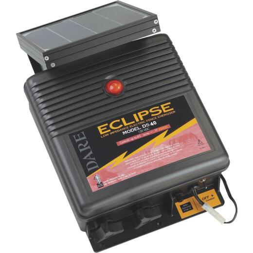 Dare Eclipse 40-Acre Electric Fence Charger