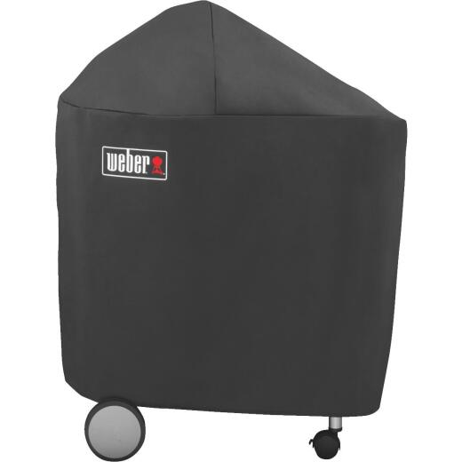 Weber Performer 33 In. Black Grill Cover